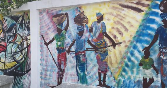 Senegal_Dakar_Bargny_Grand_Yoff_Mermoz_Sacre_Coeur_ Dialambere_celebre_Jour_de_la_Terre_Francophonie